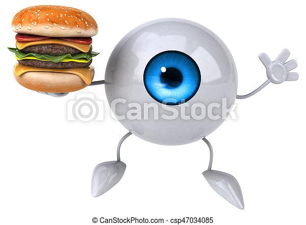 Eye - csp47034085