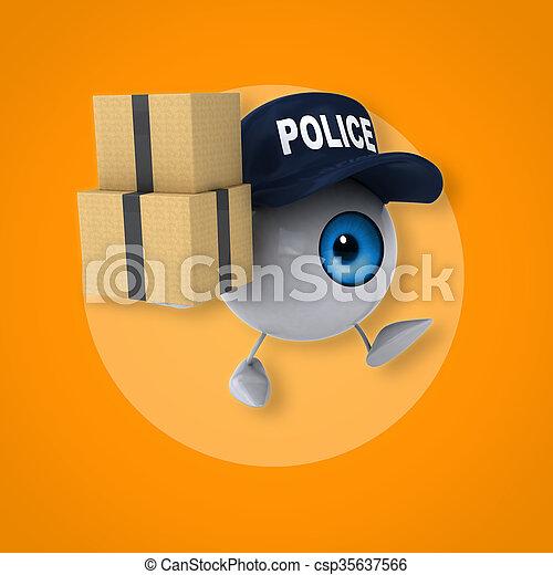 Eye - csp35637566