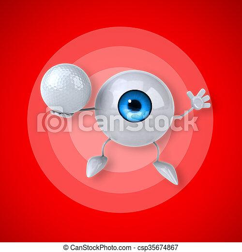 Eye - csp35674867