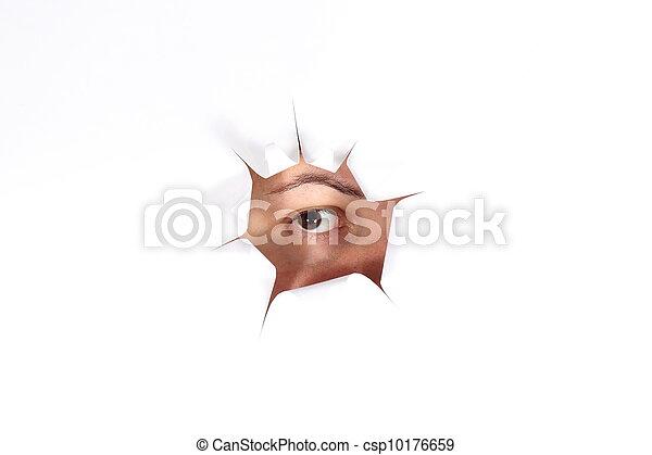 eye - csp10176659