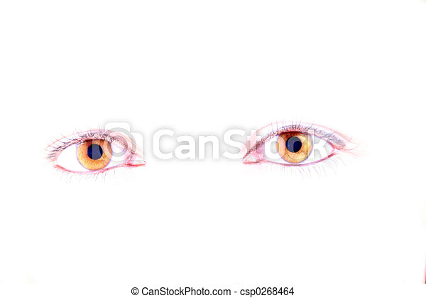 Eye - csp0268464