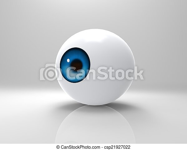 Eye - csp21927022