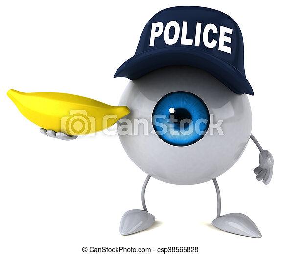 Eye - csp38565828