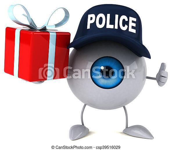 Eye - csp39516029