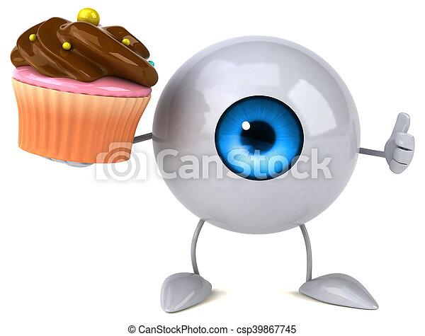 Eye - csp39867745