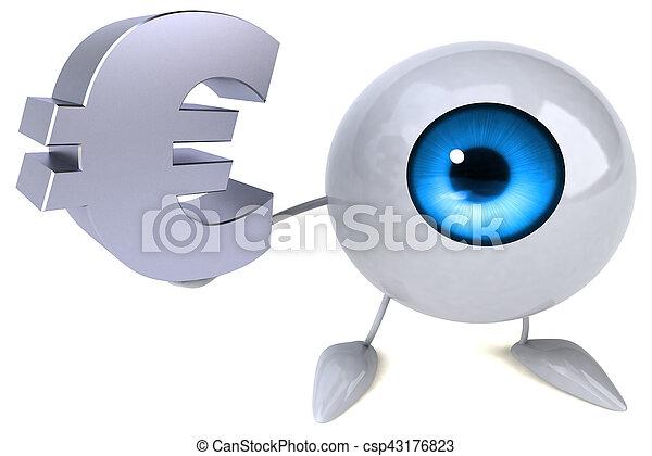 Eye - csp43176823
