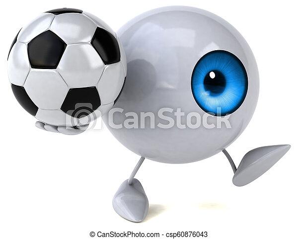 Eye - csp60876043