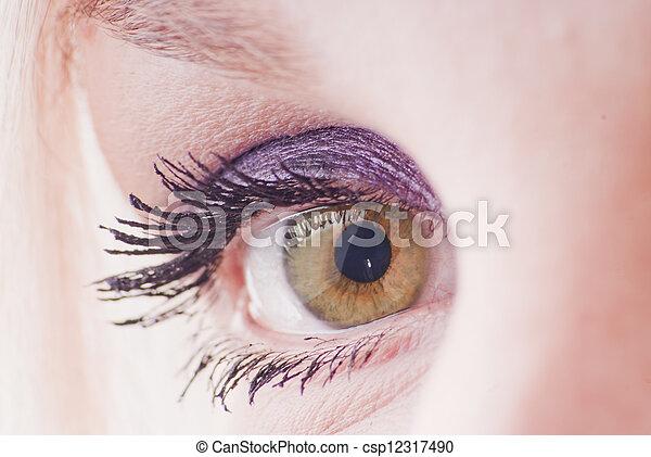 eye - csp12317490
