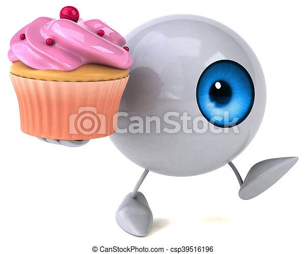 Eye - csp39516196