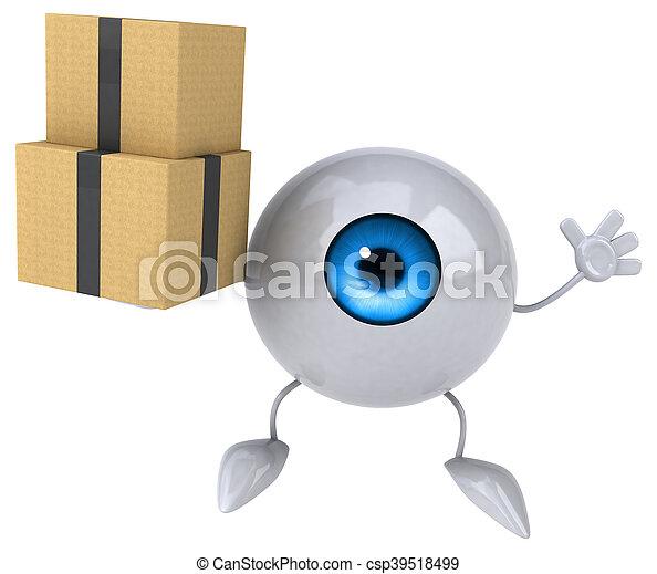 Eye - csp39518499