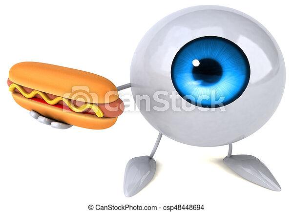Eye - csp48448694