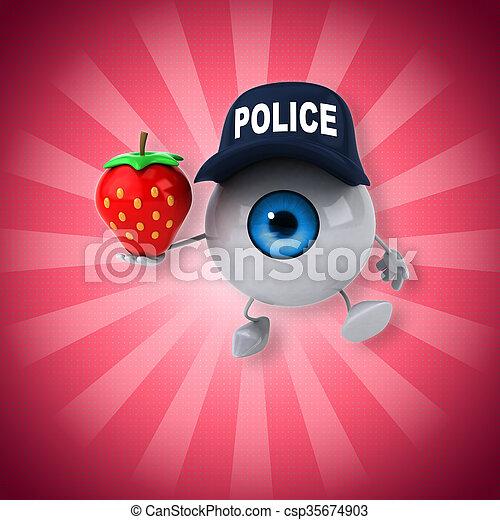 Eye - csp35674903