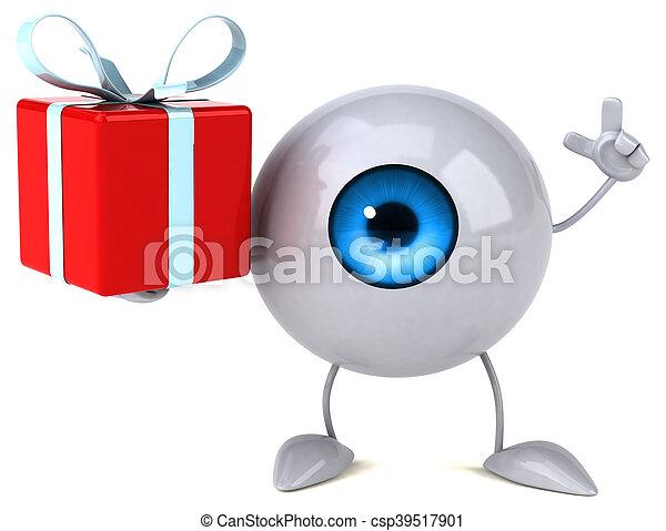 Eye - csp39517901