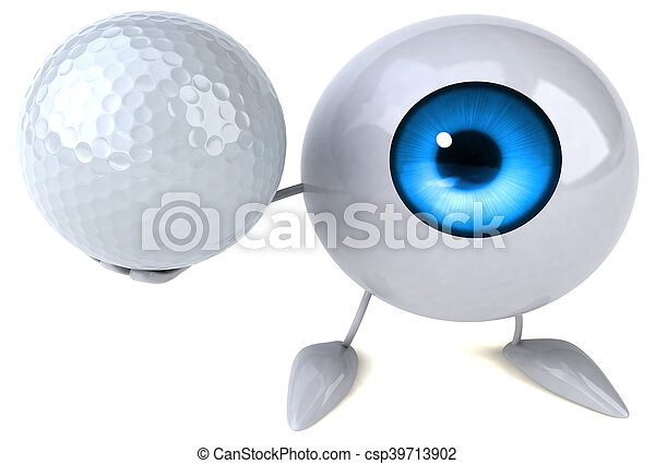 Eye - csp39713902