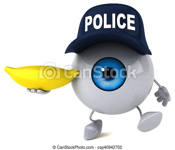 Eye - csp40942702