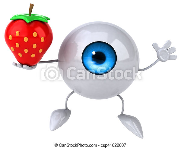 Eye - csp41622607