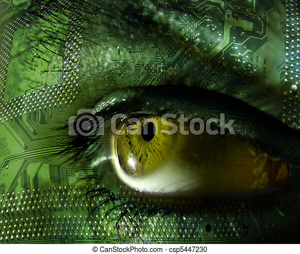 eye - csp5447230