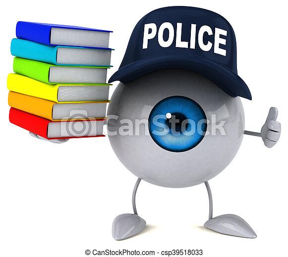 Eye - csp39518033