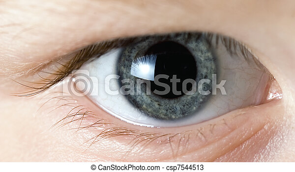 Eye - csp7544513