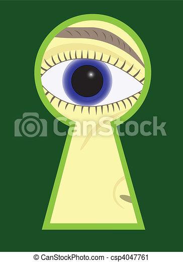 Eye - csp4047761
