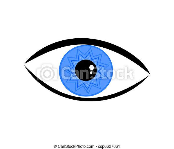 Eye - csp6627061