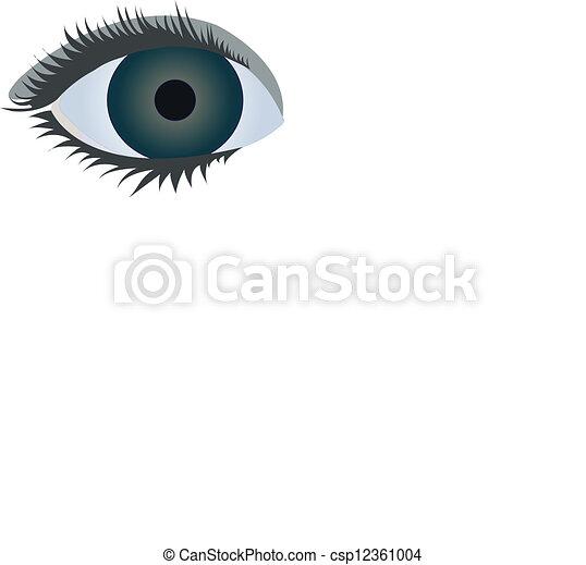 eye - csp12361004