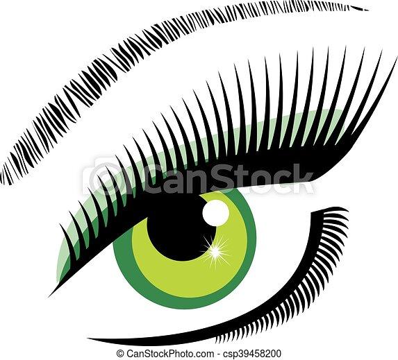eye - csp39458200