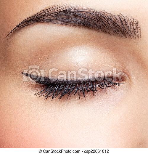 eye zone makeup - csp22061012