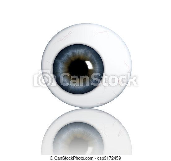 eyeball - csp3172459