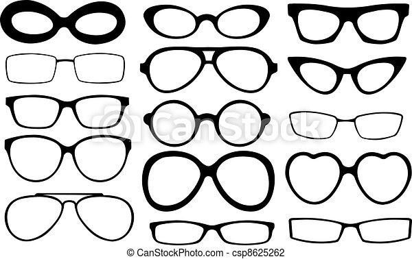 eyeglasses - csp8625262
