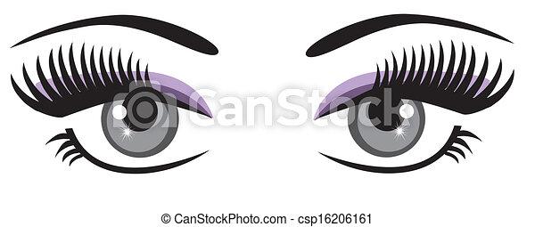 eyes - csp16206161
