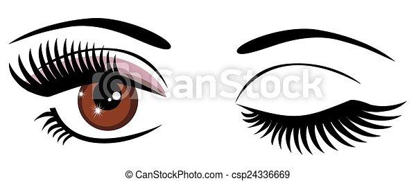 Eyes - csp24336669