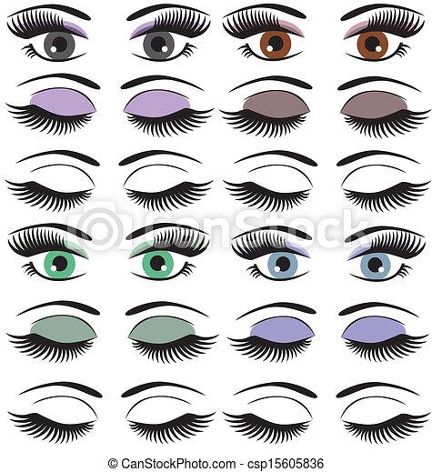 Eyes - csp15605836