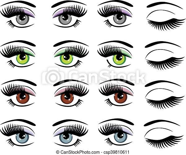 eyes - csp39810611