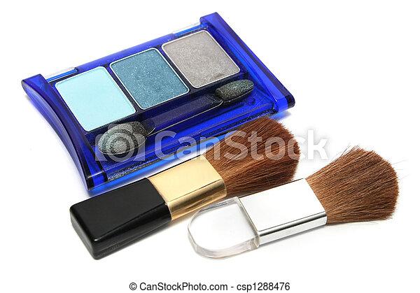 Eyeshadow and Blusher - csp1288476