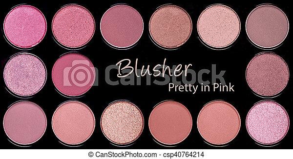Eyeshadow Palette - csp40764214