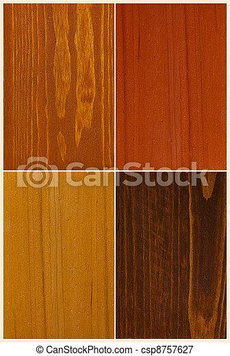 f rben muster holz satz farbe beschaffenheit vier bild suche foto clipart csp8757627. Black Bedroom Furniture Sets. Home Design Ideas