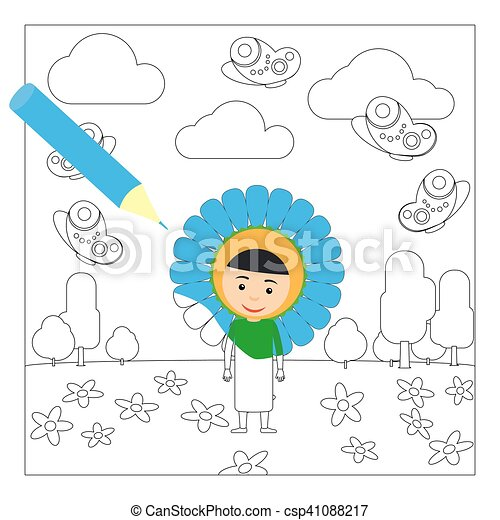 Großartig Kind Färbung Bilder - Ideen färben - blsbooks.com