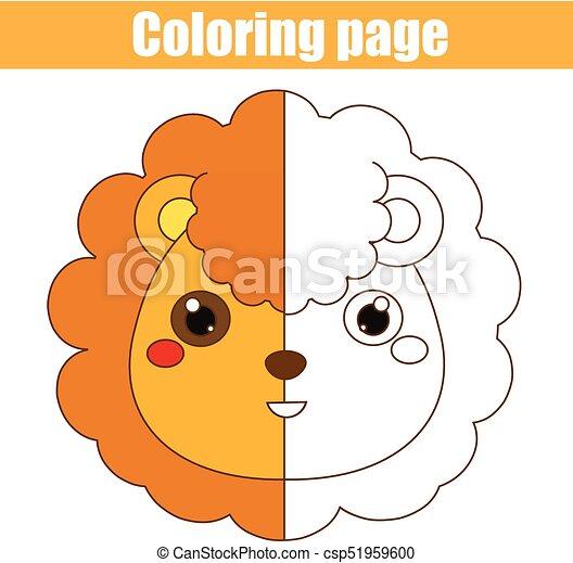 Charmant Färbung Aktivität Für Kinder Ideen - Framing Malvorlagen ...
