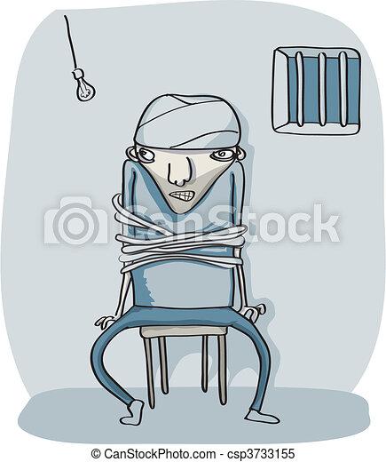fånge - csp3733155
