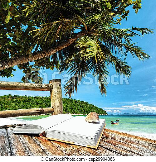 férias tropicais - csp29904086