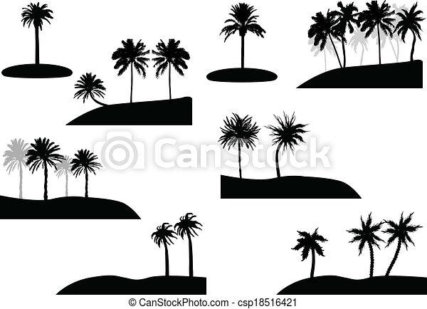 fête, vacances, plage - csp18516421