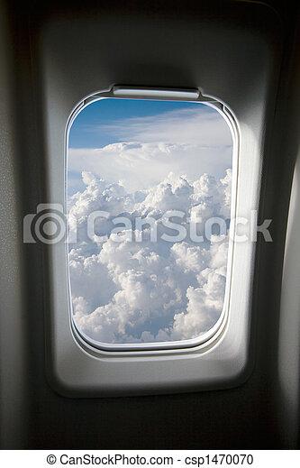 fönster, plan - csp1470070