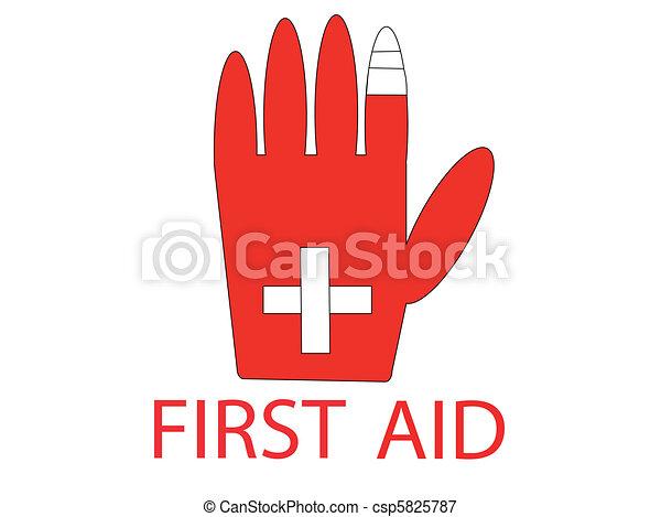 først hjælpemiddel - csp5825787