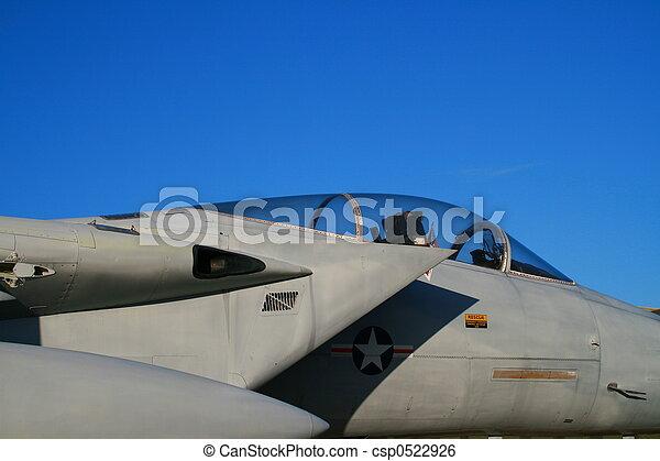 F-15 Eagle Fighter - csp0522926