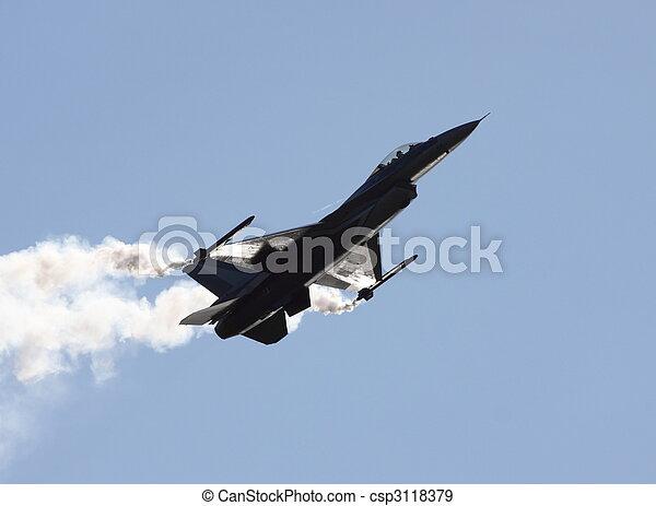 F-16 FALCON - csp3118379