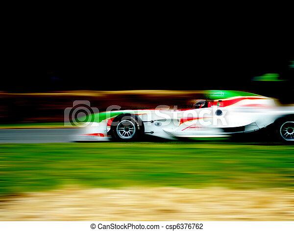 f1, レースカー - csp6376762