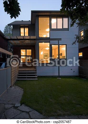 Beautiful Facades De Maisons Contemporaines Images - Design Trends ...