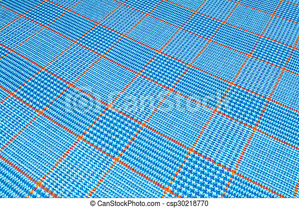 fabric coloring in the box tartan cloth csp30218770