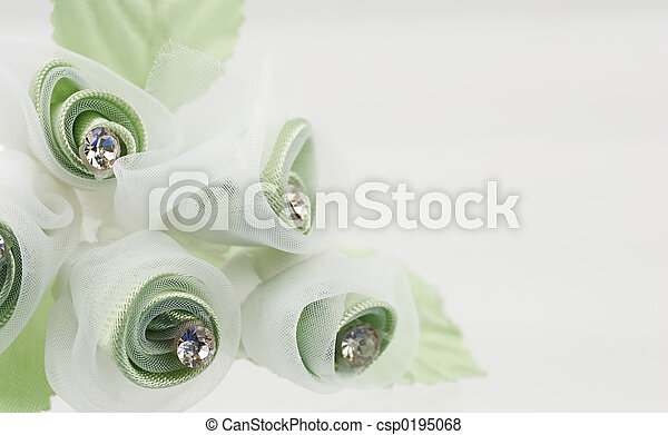 Fabric Flower - csp0195068